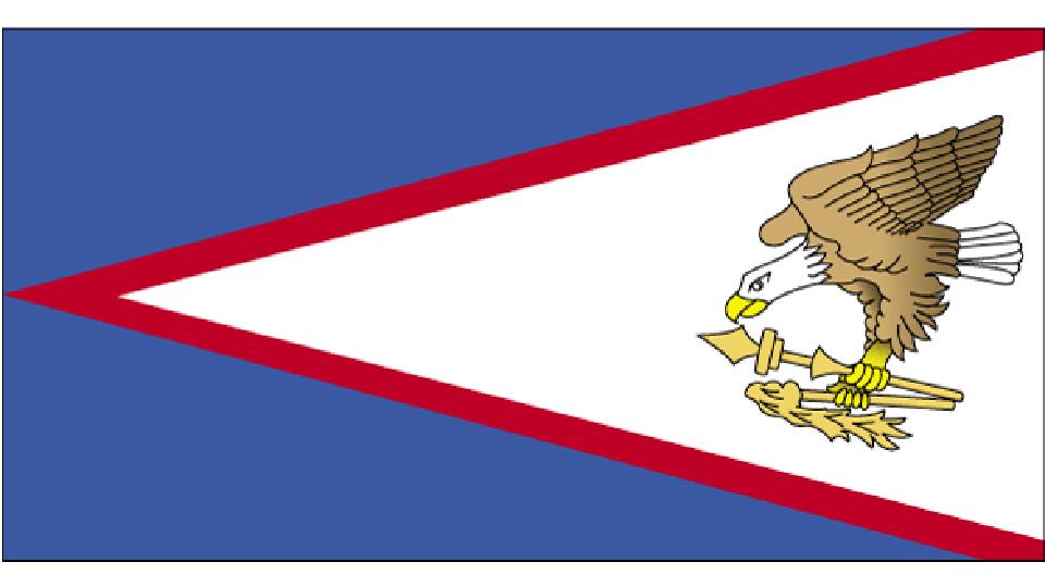Flag for American Samoa
