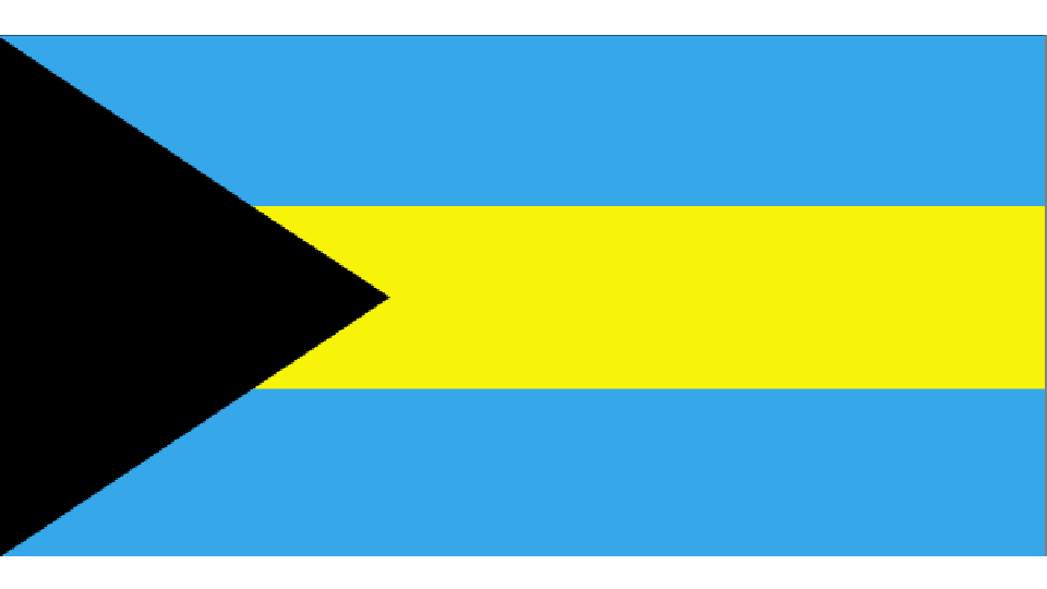 Flag for The Bahamas