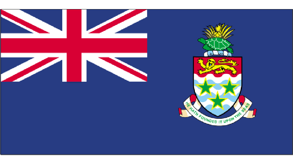 Flag for Cayman Islands