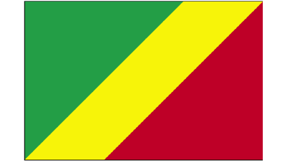 Flag for Republic of Congo (ROC)