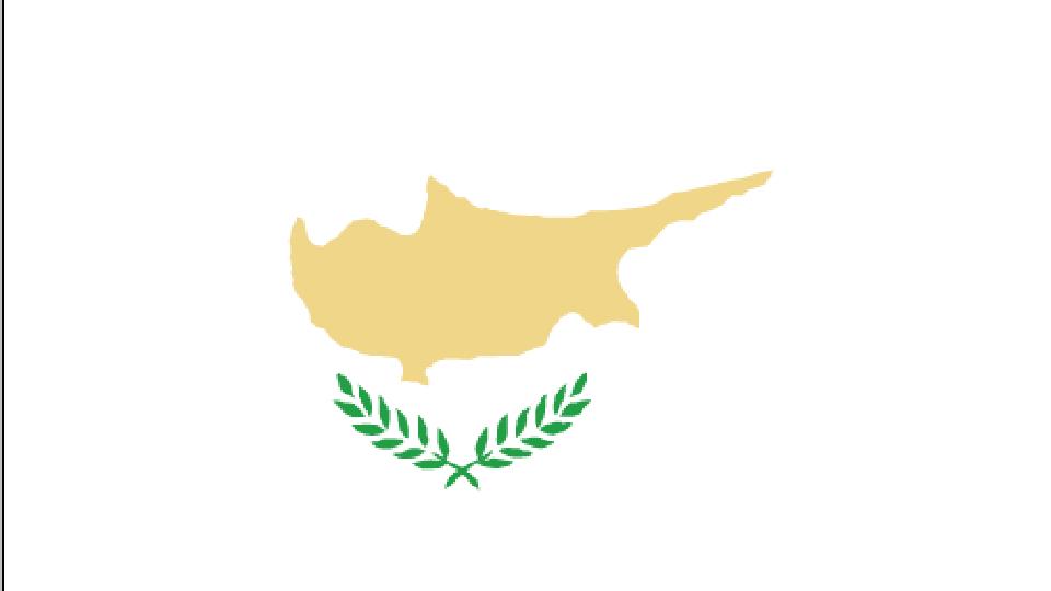 Flag for Cyprus