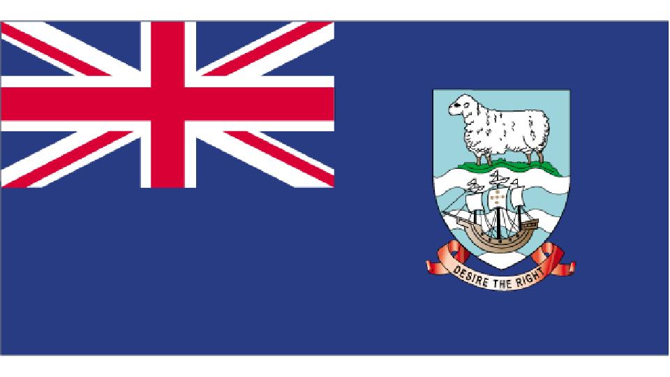 Flag for Falkland Islands
