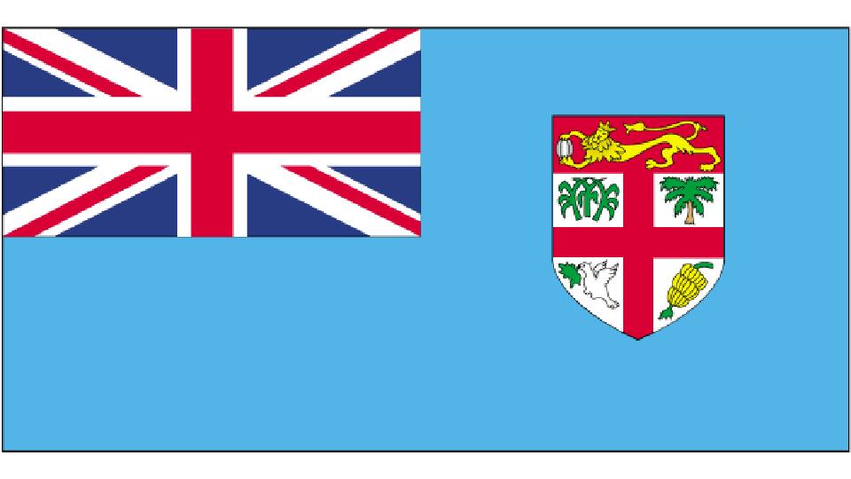 Flag for Fiji