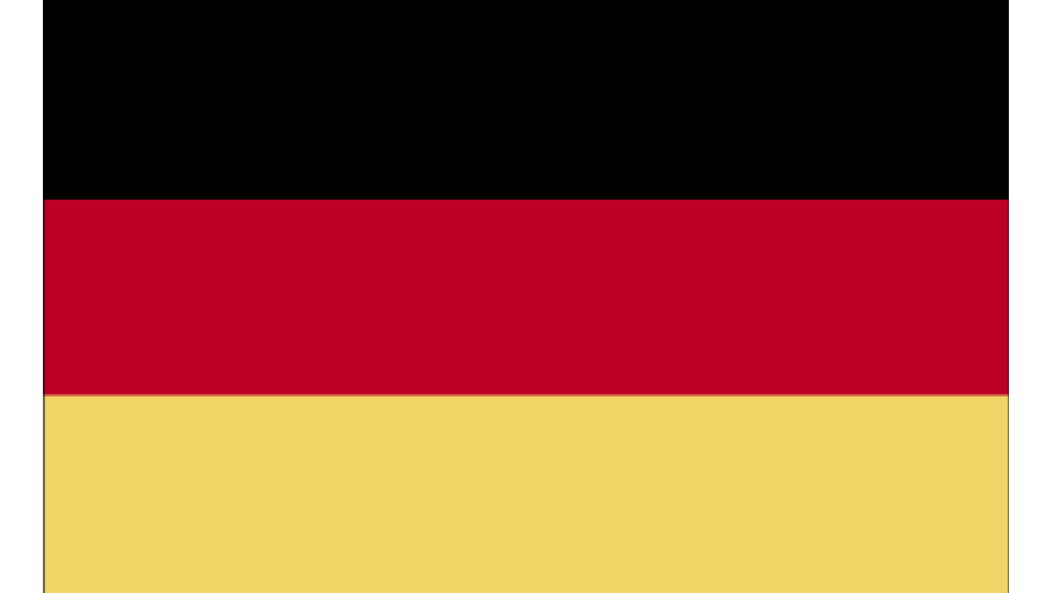Flag for Germany