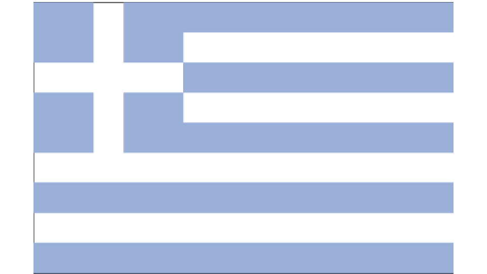 Flag for Greece