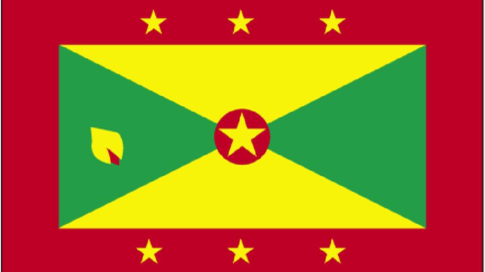 Flag for Grenada