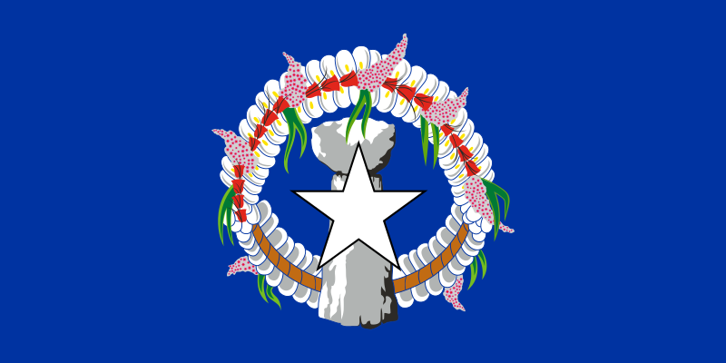 Flag for Northern Mariana Islands