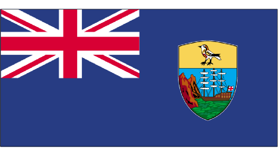 Flag for Saint Helena