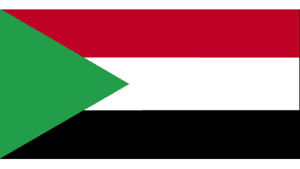 Flag for Sudan