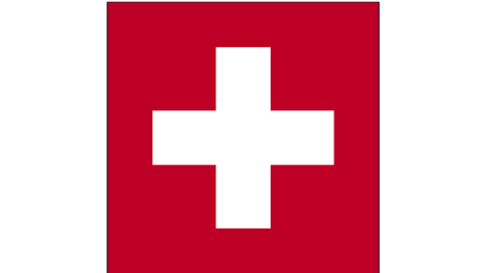 Flag for Switzerland