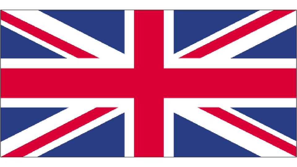 Flag for United Kingdom